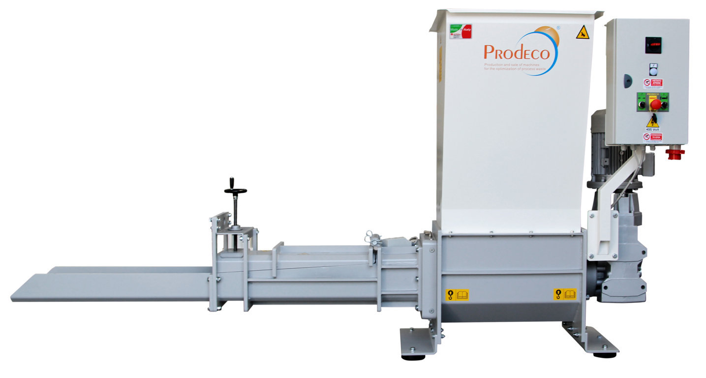 1  POLYBRIK T200 SERIES EPS COMPACTOR - Special Machines